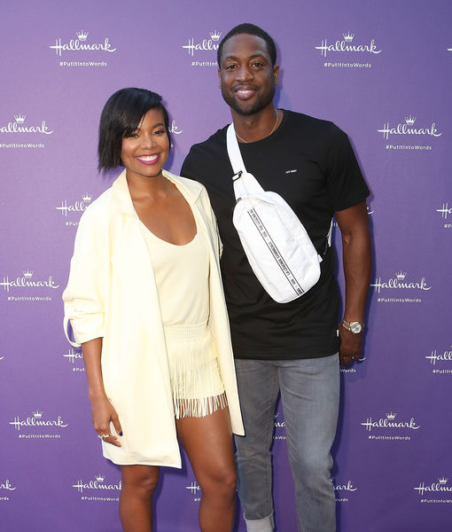 Gabrielle Union Gushes About Dwyane Wade's Loving Gestures, Plus: Their…