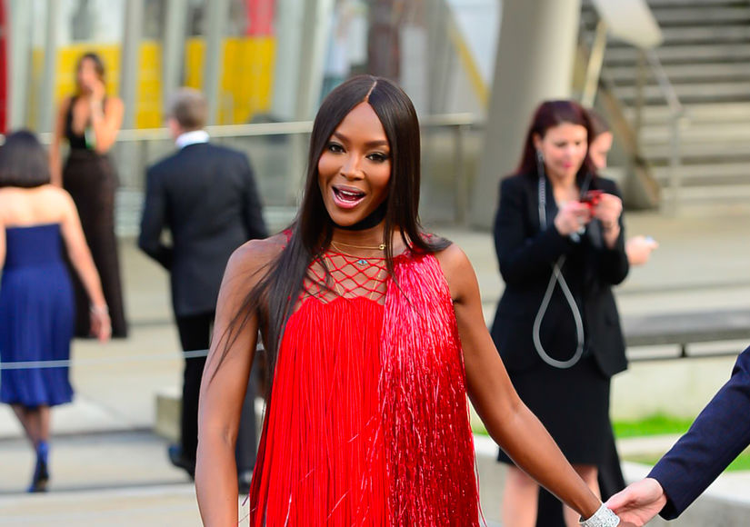 Is Naomi Campbell Pregnant at 48? The Instagram Post That Has Everyone Talking