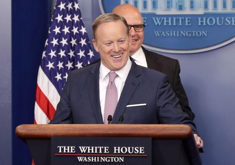 Sean Spicer Shares His Opinion on Press Secretary Sarah Huckabee Sanders