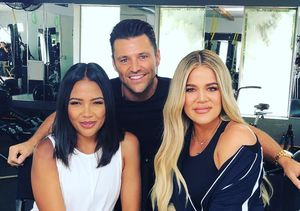 Khloé Kardashian on Raising True in L.A., Plus: Her Precious Time in Cleveland