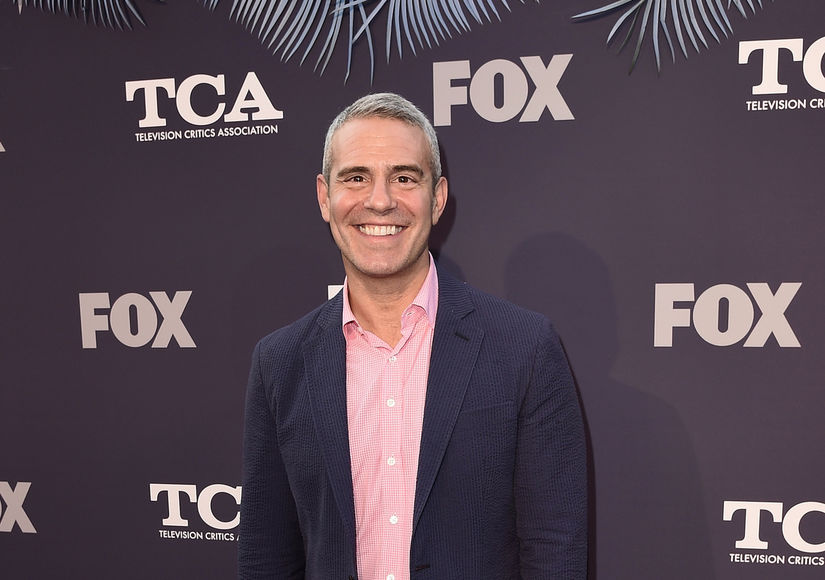 Andy Cohen on 'RHONY's' Scary Boat Ride, Plus: His Dream Guest Star on 'Love Connection'