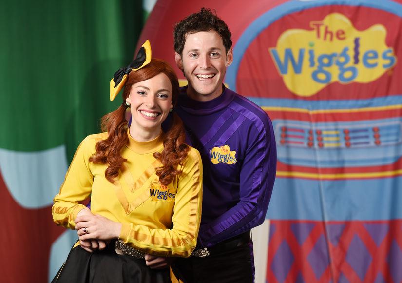 'Wiggles' Couple Emma Watkins & Lachlan Gillespie Split
