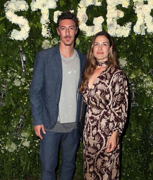 Eric Balfour & Wife Erin Welcome Baby Boy