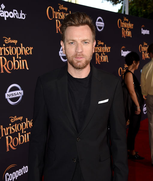Ewan McGregor Reacts to 'Star Wars' Rumors