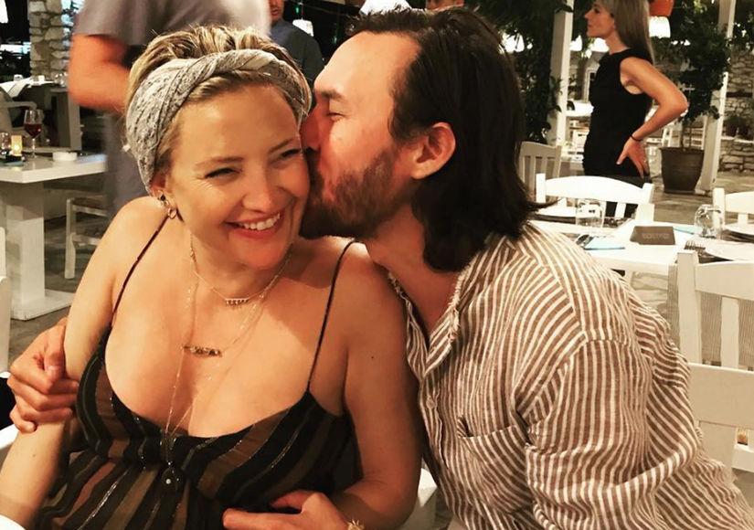 Rumor Bust! Danny Fujikawa Did Not Dump Pregnant GF Kate Hudson
