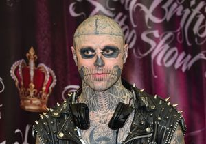 Zombie Boy Rick Genest Dead at 32