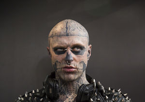 New Details: Zombie Boy Rick Genest's Death May Not Have Been Suicide