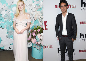 Is Elle Fanning Dating 'Handmaids Tale' Star Max Minghella?