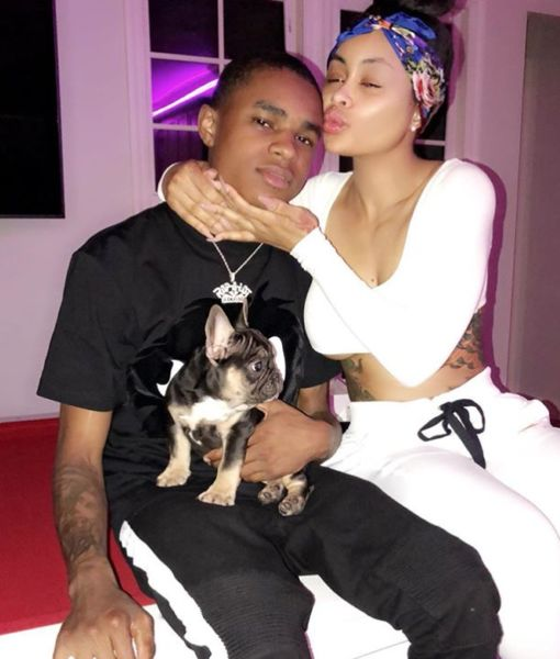 Blac Chyna's Young BF Mocks Their Age Gap