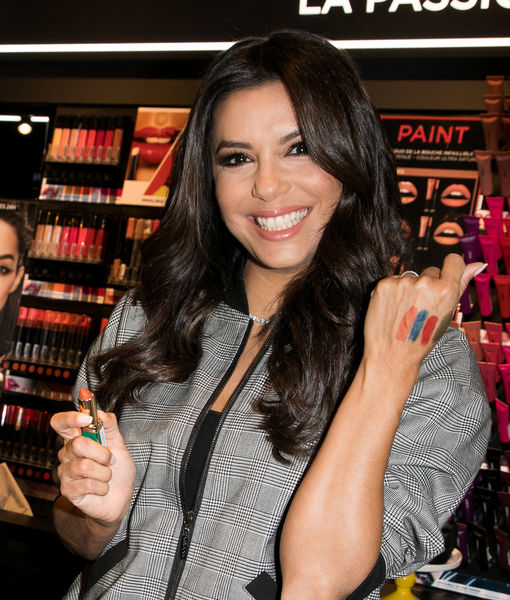 Eva Longoria on Loving Motherhood: 'He Is Just So Delicious'
