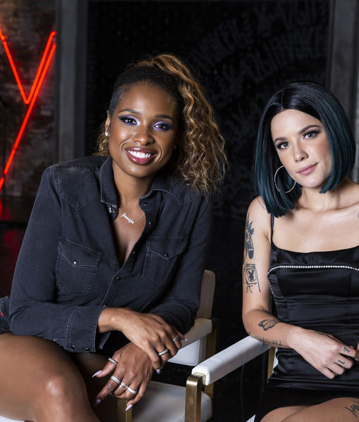 Jennifer Hudson & Team Advisor Halsey Open Up About Working Together on…