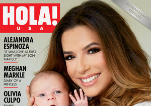 Precious Baby Pics of Eva Longoria's Son Santiago