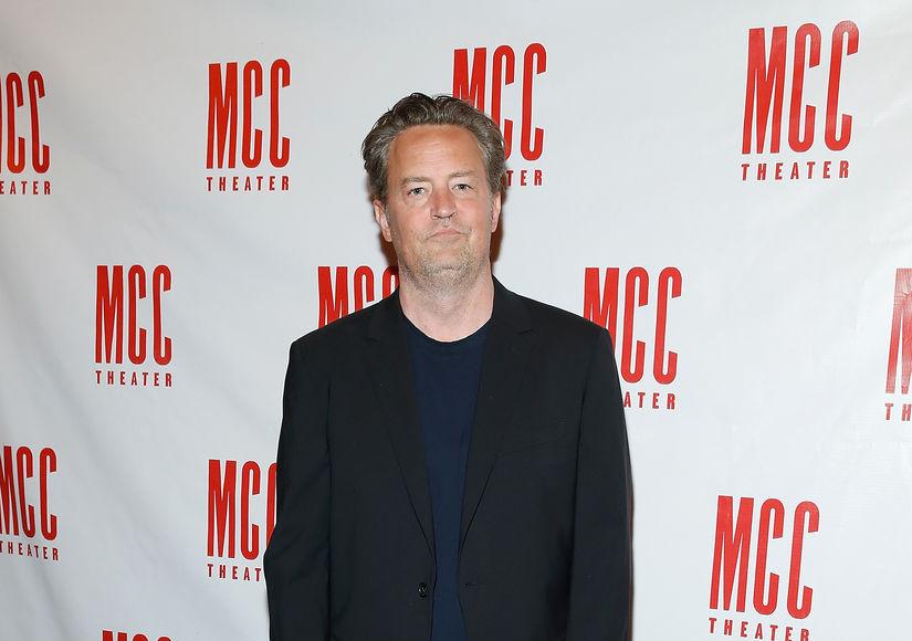 Matthew Perry Undergoes Surgery