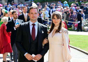 Meghan Markle's TV Husband Patrick J. Adams Expecting First Child