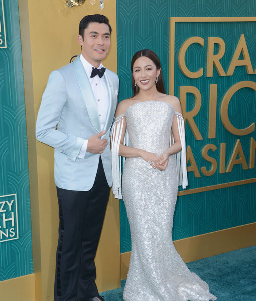 Constance Wu Jokes About Henry Golding's Newfound Fame