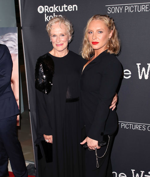 annie-starke-glenn-close-getty