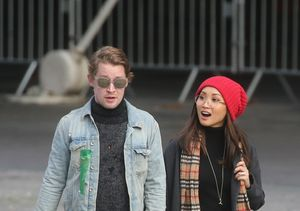 Macaulay Culkin Wants to Have Babies with Brenda Song