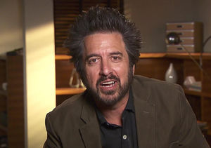Ray Romano on His 'Get Shorty' Hair
