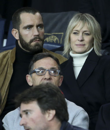 Report: Robin Wright Marries Her Younger Man