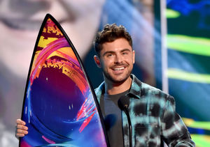 Pics! Stars at the Teen Choice Awards