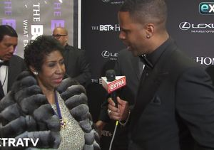 Flashback: Aretha Franklin Offers Advice to Rising Artists