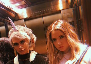 Report: Cara Delevingne & Ashley Benson Wed