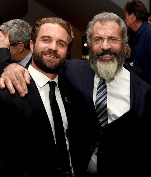 What Advice Did Mel Gibson Have for Look-Alike Son Milo?