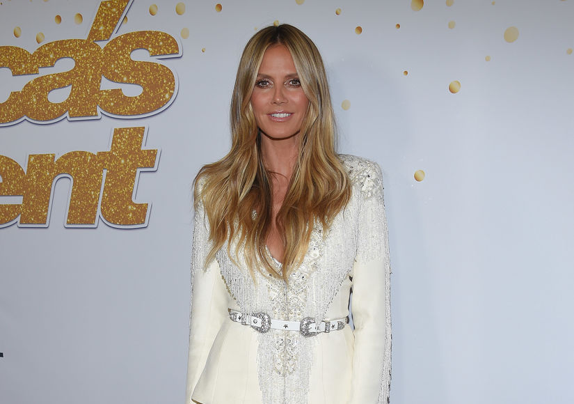 Heidi Klum Dishes on Tom Kaulitz Relationship, Plus: She's Not Ruling Out…