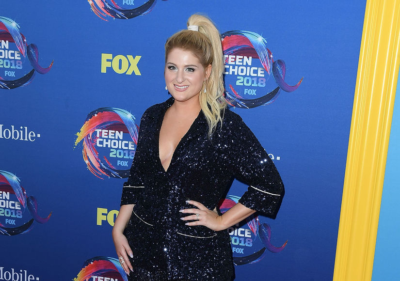 Meghan Trainor Helps Make a Young Fan's Wish Come True