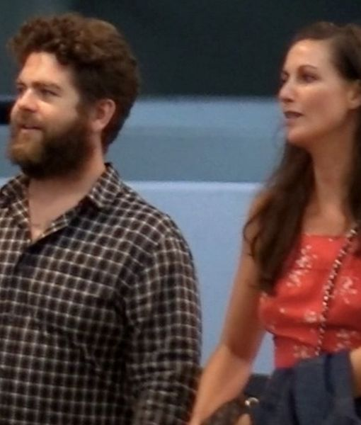 Jack Osbourne Steps Out with Mystery Woman After Lisa Stelly Split