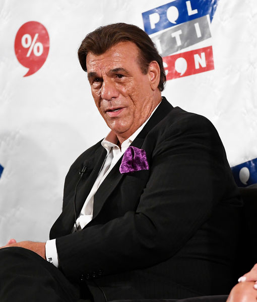 Robert Davi Gets Real About His 'Goonies' Singing Scene