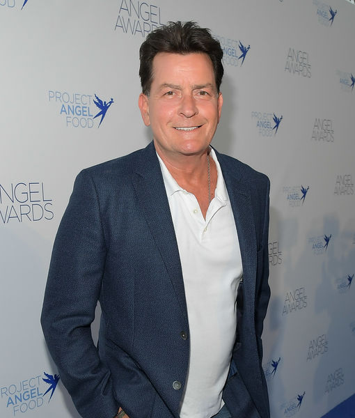 Charlie Sheen Approves of Denise Richards' 'Housewives of Beverly Hills' Gig