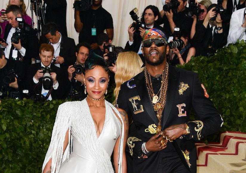 Wedding Pic! 2 Chainz Marries Longtime GF Kesha Ward