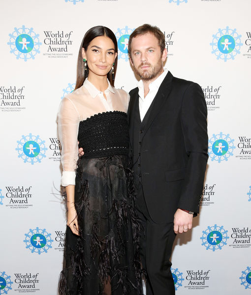 Lily Aldridge & Caleb Followill Expecting Baby #2 - See Her Baby Bump!