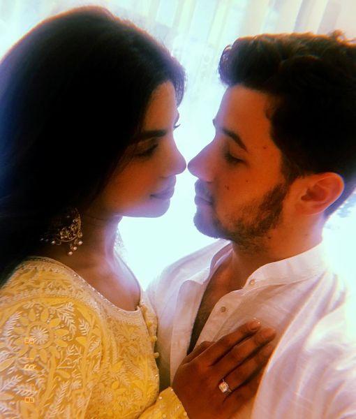 Nick Jonas & Priyanka Chopra Confirm Engagement – See the Pics!