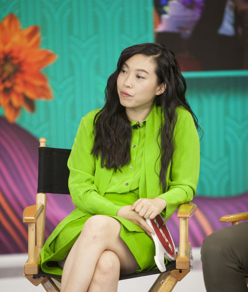 Awkwafina Talks About Hype Surrounding 'Crazy Rich Asians'