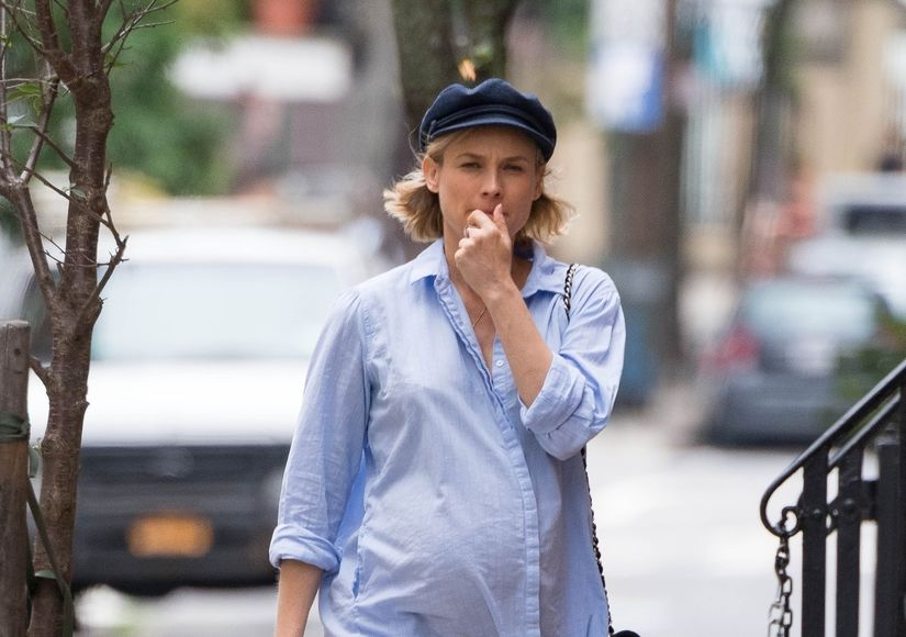 Did Diane Kruger Just Reveal Her Baby Bump?