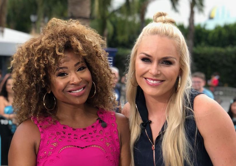 Lindsey Vonn Is Rooting for Ex Tiger Woods, Plus: Her Love Story with P.K.…