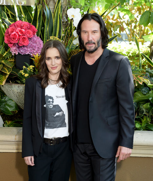 Whoa! Did Winona Ryder Marry Co-Star Keanu Reeves in Real Life?