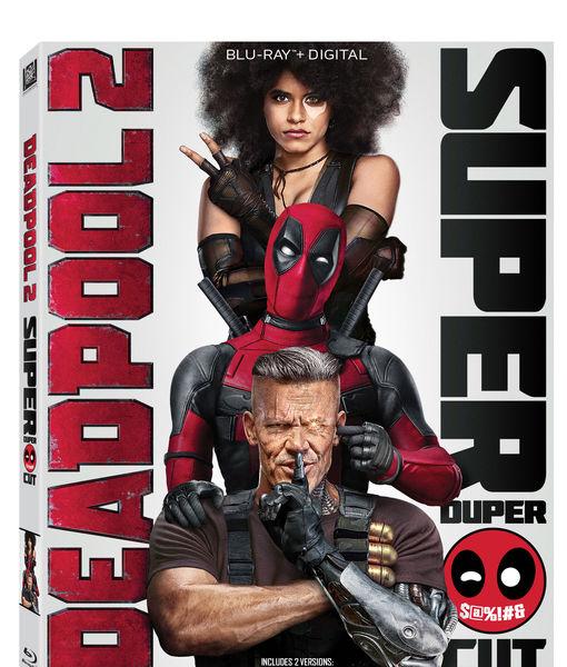 Win It! 'Deadpool 2 Super Duper $@%!#& Cut' on Blu-ray and Digital