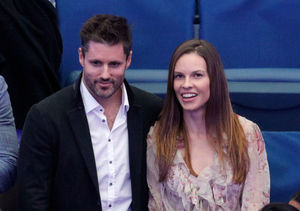 Surprise! Hilary Swank Secretly Marries Philip Schneider