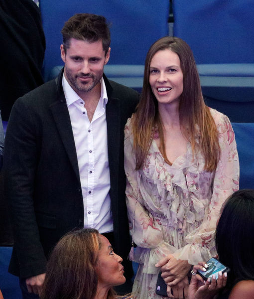 Surprise! Hilary Swank Secretly Marries Philip Schneider