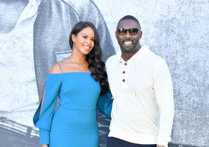 Idris Elba Weds Sabrina Dhowre in Morocco