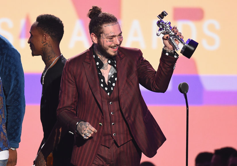 Post Malone Cut His Hair! Check Out His New 'Do | ExtraTV com