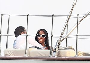 New Couple Alert! Is Naomi Campbell Dating David Blaine?