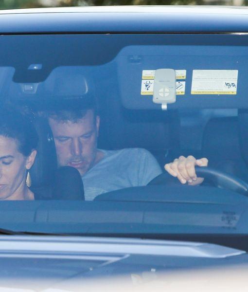 Pics: Ben Affleck Driven to Rehab by Jennifer Garner