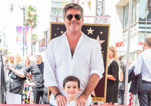 Simon Cowell Shares Son's Cute Reaction to Hollywood Walk of Fame Ceremony