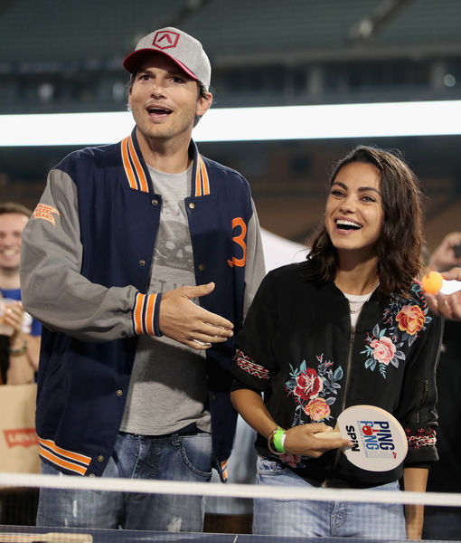 LOL! Ashton Kutcher & Mila Kunis Take On Split Rumors in Epic Fashion