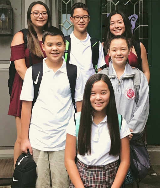 Kate Gosselin Shares Back-to-School Pic of Kids