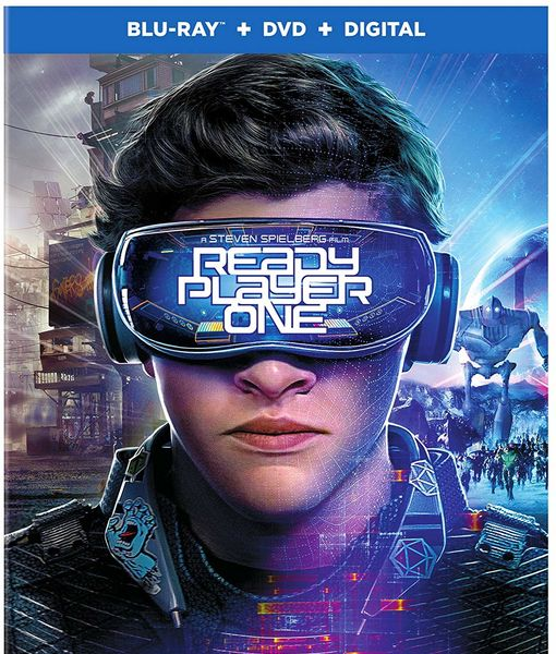 Win It! 'Ready Player One' on Blu-ray, DVD, and Digital